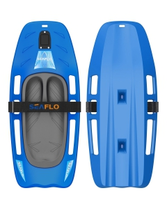 Seaflo Kneeboard multifunctioneel blauw