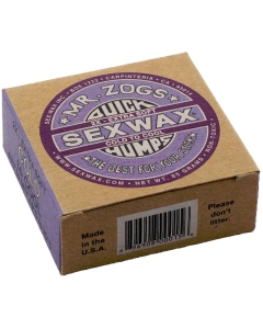 Sexwax Quick Humps Surf wax Cold