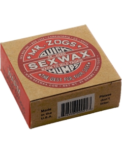 Sexwax Quick Humps Surf wax Warm