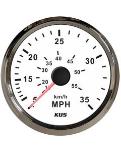 Snelheidsmeter tot 35 mph 97mm