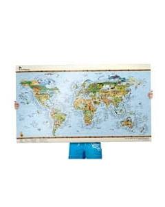Surftrip map wereld rewritable