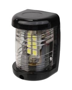 Toplicht 225 graden LED 59x42mm tot 12m zwart