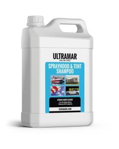 Ultramar Sprayhood & tent shampoo 2,5 liter