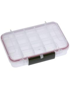 Waterdichte koffer transparant 230x175x53mm