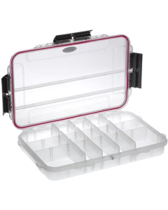 Waterdichte koffer transparant 350x230x59mm
