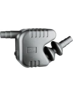 Waterlock en geluiddemper 150 tot 300pk