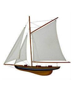 Zeilboot halfmodel 56cm