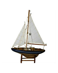 Zeilboot model 25cm