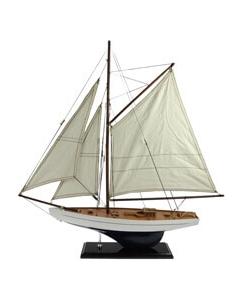 Zeilboot model 58cm