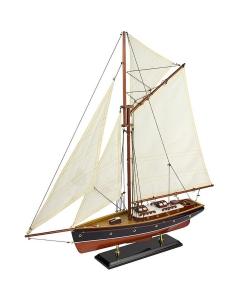 Zeilboot model 59.5cm