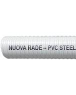 25mm PVC slang versterkt