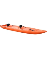 Albatross Sit on top 2 persoons kano 340cm oranje