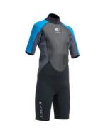 Gul G-Force 3mm FL Shorty wetsuit junior