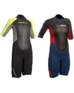 Gul Response 3/2 FL shorty wetsuit junior