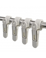 Railing knijpers set van 4 voor 22-30mm buis
