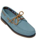 Sommerset Docks bootschoenen lichtblauw