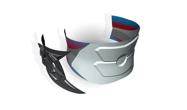 Dual flex design