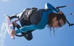 Kitesurf kleding