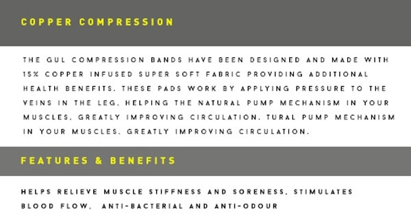 Materiaal Compression band